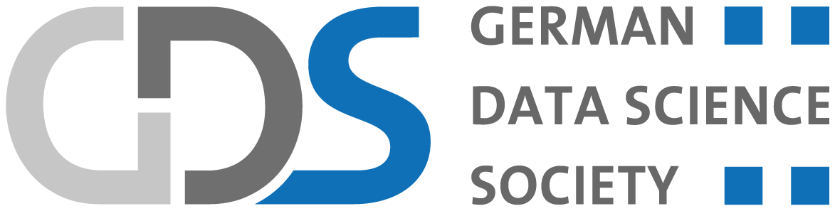 Logo of German Data Science Society (GDS) e.V.